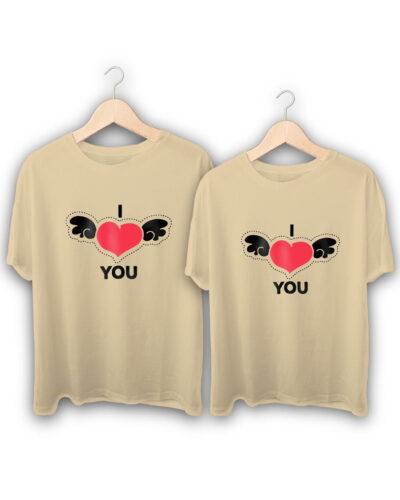 True Love Couple T-Shirts