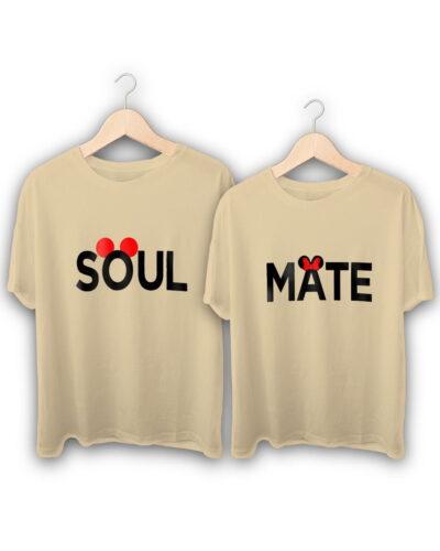 Soul Mate Couple T-Shirts