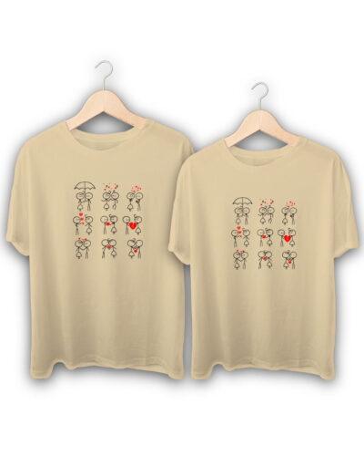 Couple Life Couple T-Shirts