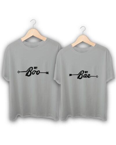 My Boo Bae Couple T-Shirts