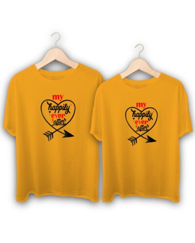 Happily Ever After Couple T-Shirts