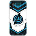 Avengers Suit Turquoise 4D Case