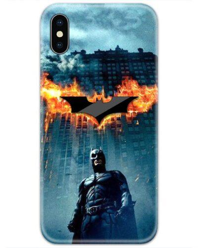 Batman on Fire 4D Case