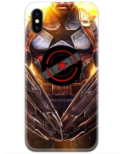 Captain America New Shield 4D Case