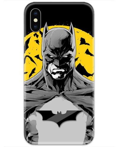 Batman Angry 4D Case