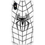 Spiderman Black Web 4D Case