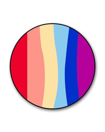 Rainbow Gradient Popgrip