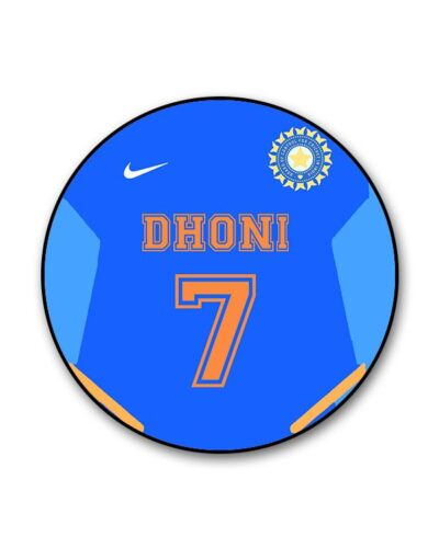 Jersey Dhoni 7 Popgrip