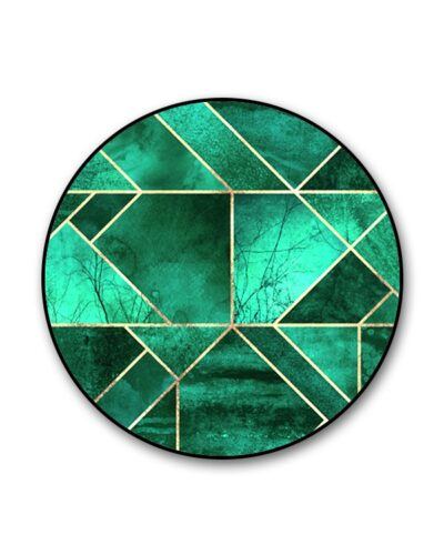 Green Marble Pattern Popgrip
