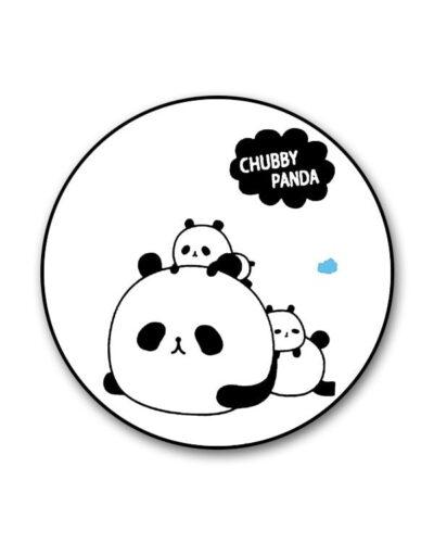 Chubby Panda Popgrip