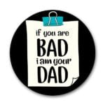 I Am Your Dad Popgrip