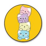 Kitty Cats Popgrip