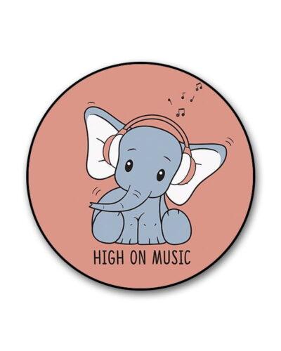 Music Elephant Popgrip