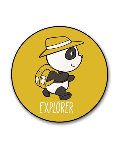 Panda Explorer Popgrip