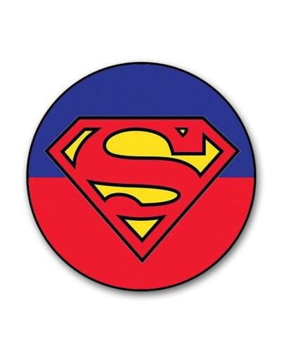 Superman Logo Popgrip