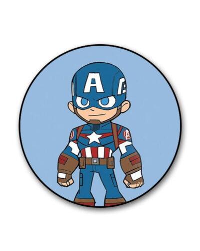 Star Captain America Popgrip