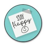 Stay Happy Smile Popgrip