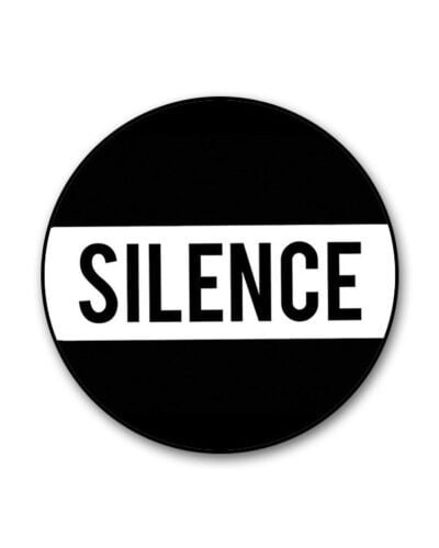 Silence Popgrip