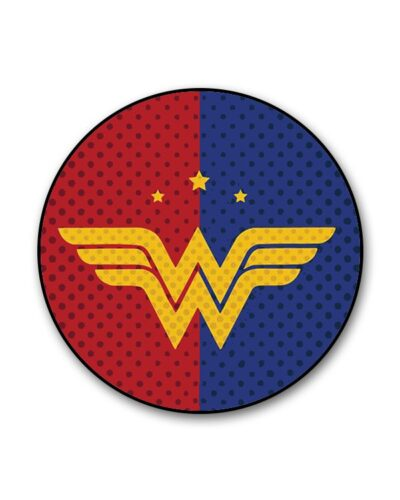 Wonderwoman Retro Tone Popgrip