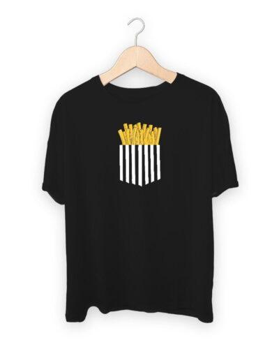 Pocket Fries T-shirt