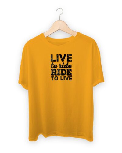 Live To Ride T-shirt