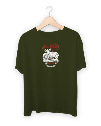Iron Wheels T-shirt