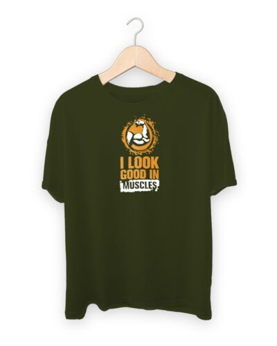 Look Good In Muscles T-shirt