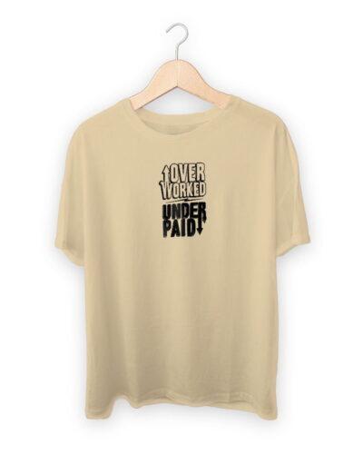 Peeping Line Panda T-shirt
