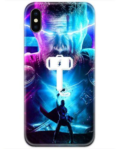 Thor with Mjolnir Hammer 4D Case