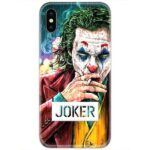 Joker Smoking 4D Case