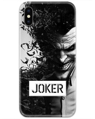 Joker Made of Bats 4D Case