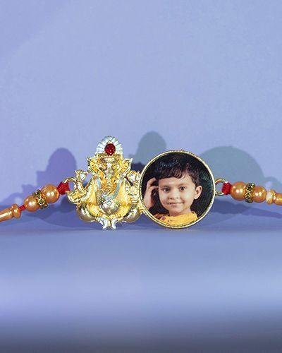 Custom Ganesh Rakhi
