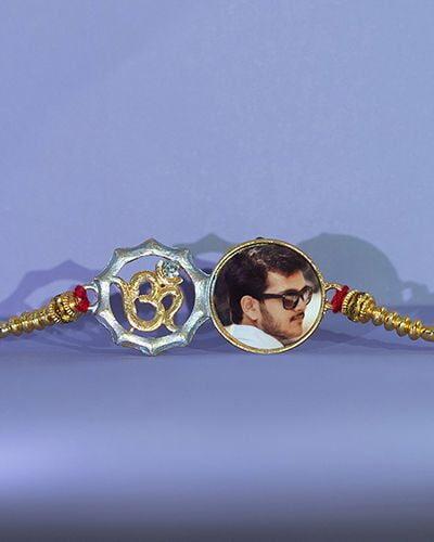 Custom Om Rakhi