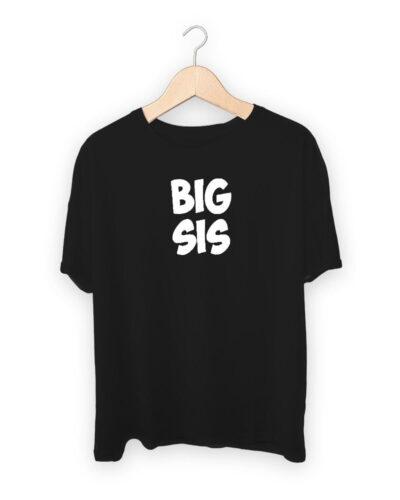Big Sis Raksha Bandhan Design T-shirt