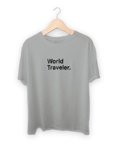 World Traveller T-shirt