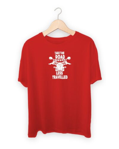 Take The Road Less Travelled T-shirt