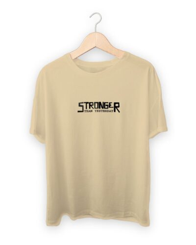 Stornger Today T-shirt