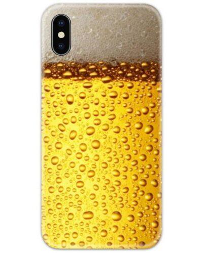 Beer Slim Case Back Cover