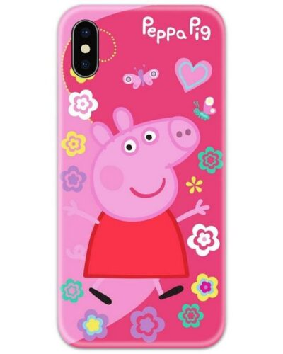 Peppa Pig Slim Case Back Cover