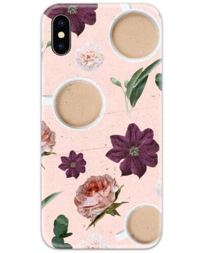 Chai Background Slim Case Back Cover