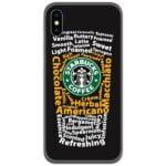 Starbucks Coffee Quotes Slim Case Back Cover