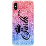 Glitter Shades Custom 4D Name Case