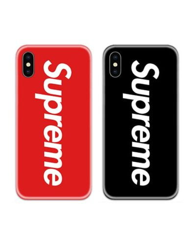 Supreme Couple Case Back Covers