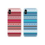 Mandala Art Couple Case Back Covers